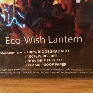 Wishlantern Party Supplies - Wishlantern Eco-Wish Lantern 100% Biodegradable